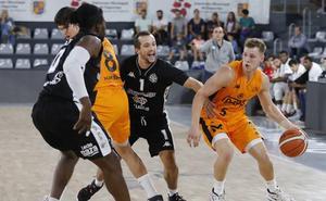 Carramimbre Valladolid, el coco del Palencia Baloncesto en pretemporada