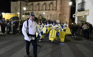 La lluvia amenaza las últimas horas de las fiestas de El Espinar