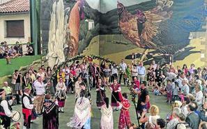 Garcibuey honra al Santísimo Cristo del Humilladero
