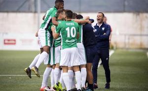 El CD Guijuelo regresa al triunfo con un tanto fugaz de Cristóbal en el primer minuto ante el Alavés B (1-0)