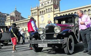 Vuelve el Valladolid Motor Vintage