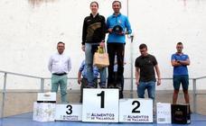 Más de 300 atletas participan en la carrera 'Corriendo entre viña' de Rueda (1/2)
