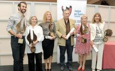 Amigos del Teatro entregan sus 31º premios a Daniel Muriel, Tina Sáinz, Poeta Bululú y Henar Sastre