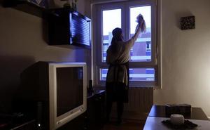 El número de empleadas de hogar afiliadas cae en Valladolid a mínimos de siete años