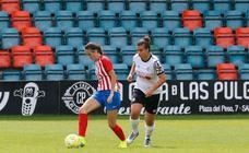 Salamanca UDS Femenino - Atletico de Madrid C .