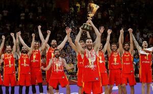 Un apagón en el centro de Palencia impide ver el triunfo de España en el mundial de baloncesto