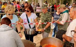 Cevico Navero recuerda el oficio de montanero con el mejor sabor