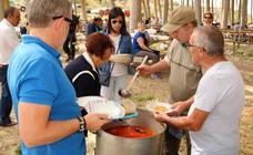 Cevico Navero recuerda el oficio del montanero con un cocido popular