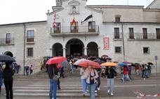 La lluvia obliga a posponer una semana la romería de la Virgen del Henar