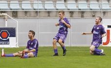 Palencia Cristo Atlético 2 - 2 Atlético Tordesillas