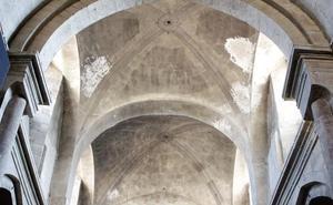 Las obras para reformar la iglesia de San Martín comenzarán en octubre