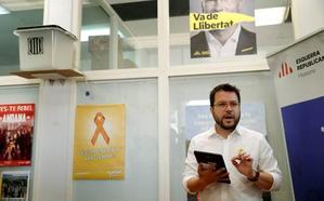 Esquerra ratifica a Junqueras y Aragonès como líderes del partido