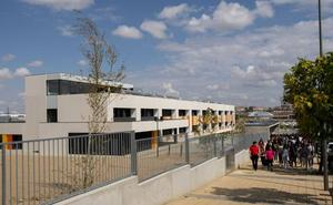 El 'boom' de natalidad del alfoz de Valladolid llega a los institutos