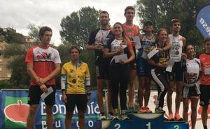 Doble victoria para E-Triatlón Valladolid en el Regional de Relevos Mixtos