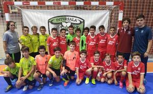 Intersala arranca la temporada 2019-20 y aún tiene plazas disponibles en varias categorías
