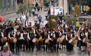Salamanca despide sus Ferias y Fiestas con el folclore como gran protagonista