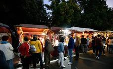 Último día del Mercado Histórico en La Vaguada de Salamanca