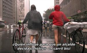 La Semana Europea de la Movilidad comienza en Segovia con un ciclo de cine