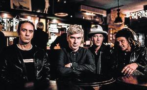 Nada Surf abre el jueves los conciertos de Porta Caeli con su sonido de los 90