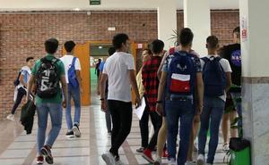 El curso comienza con normalidad para 8.000 estudiantes de la provincia