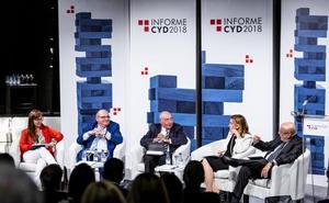 El informe de la Fundación CyD marca el repunte investigador de la Universidad de Valladolid