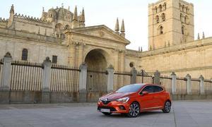 Renault presenta la quinta generación del Clio en las carreteras de Zamora