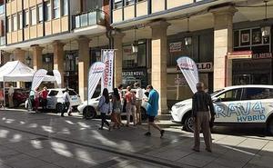 Palencia, capital de la movilidad sostenible con la celebración de MOVISOP