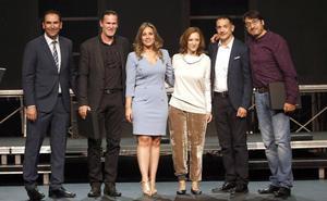 Ana Torrent y Carmelo Gómez refuerzan la importancia del Festival de Teatro