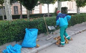 La Diputación ayuda a sesenta municipios a contratar personas desempleadas