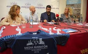 La XXXI Media Maratón inundará de atletas las calles de Valladolid