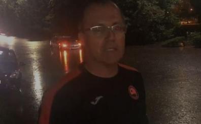 Los conductores atrapados junto al Estadio: «En mi vida había visto algo así en Valladolid»