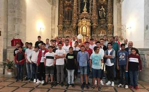 El Seminario mirobrigense inicia el curso de su 250 aniversario con nuevo rector