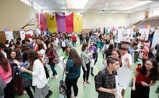 Feria de Bienvenida de la Universidad de Salamanca a los alumnos del curso 2019-2020