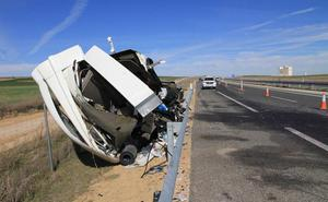 Uno de cada tres accidentes mortales de tráfico en Segovia se debe a distracciones