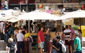 La Feria de Día superó el millón de consumiciones