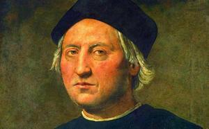 Personajes de Valladolid: Cristóbal Colón