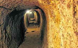 La guerra civil castellana originó las galerías subterráneas de Castronuño