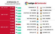 El Real Valladolid jugará en San Mamés el domingo 20 de octubre a las 18:30 horas