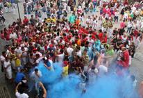 Resumen fotográfico de las fiestas de Nava de la Asunción