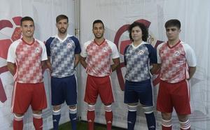 Castilla y León ya tiene nuevas camisetas