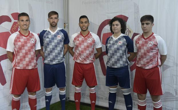 Castilla Y León Ya Tiene Nuevas Camisetas El Norte De Castilla