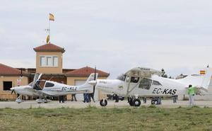 La empresa del taller de aviones sigue interesada en desarrollar el proyecto en el aeródromo de Garray