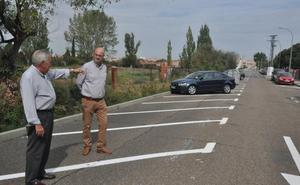 El Ayuntamiento de Santa Marta habilita 189 nuevas plazas de aparcamiento