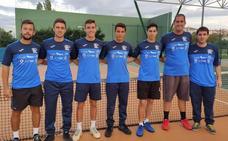 El Tenis Alba de Tormes necesita una gesta para meterse en la fase de ascenso a Segunda División