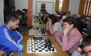 Víctor Arce, vencedor absoluto del provincial de ajedrez