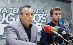 El Salamanca CF UDS ratifica a Pablo Cortés en el banquillo para toda la temporada