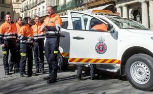 Dimite por sorpresa la Agrupación de Voluntarios de Protección Civil del Ayuntamiento de Segovia