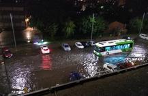 Las imágenes de la tromba de agua caída en Valladolid enviadas por los lectores de El Norte de Castilla
