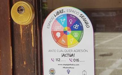 200 establecimientos de ocio de Palencia se suman a una campaña de tolerancia cero ante el acoso