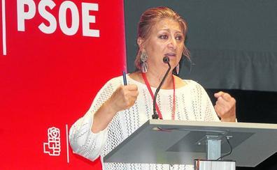 Las nuevas elecciones frenan la dimisión de López como secretaria provincial del PSOE en Valladolid
